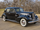 Packard 180 Super Eight Custom Club Sedan (1806-1356) 1940 photos