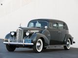 Packard 180 Super Eight Custom Formal Sedan (1807-1332) 1940 photos
