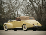 Packard Darrin 180 Convertible Victoria 1941 pictures