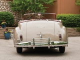 Photos of Packard 180 Super Eight Convertible Victoria by Darrin (1906-1429) 1941