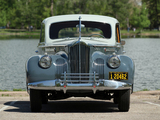 Pictures of 1941 Packard 180 Custom Super Eight Sport Brougham by LeBaron (1907-1452) 1940–41