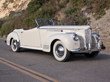 Pictures of Packard 180 Super Eight Convertible Victoria by Darrin (1906-1429) 1941