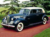 Packard 180 Super Eight Custom Club Sedan (1806-1356) 1940 wallpapers