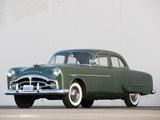 Photos of Packard 200 Sedan 1951–52