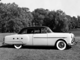 Photos of Packard 200 Deluxe Touring Sedan (2501-2562) 1952