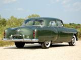 Pictures of Packard 200 Sedan 1951–52
