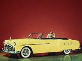Packard 250 Convertible Coupe (2401-2469) 1951 photos