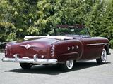 Packard 250 Convertible Coupe (2531-2579) 1952 photos
