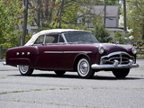 Packard 250 Convertible Coupe (2531-2579) 1952 wallpapers