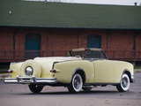 Packard Caribbean Convertible Coupe (2631-2678) 1953 images