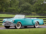 Packard Caribbean Convertible Coupe (2631-2678) 1953 pictures