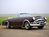 Packard Caribbean Convertible Coupe (2631-2678) 1953 wallpapers