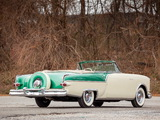 Packard Caribbean Convertible Coupe (5478) 1954 pictures