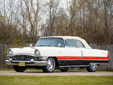 Packard Caribbean Convertible Coupe (5580-5588) 1955 pictures