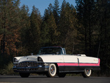 Packard Caribbean Convertible Coupe (5688-5699) 1956 pictures