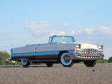Packard Caribbean Convertible Coupe (5688-5699) 1956 wallpapers