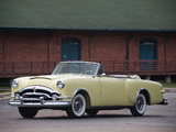 Pictures of Packard Caribbean Convertible Coupe (2631-2678) 1953