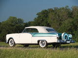 Pictures of Packard Caribbean Convertible Coupe (5478) 1954