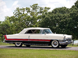Pictures of Packard Caribbean Convertible Coupe (5580-5588) 1955