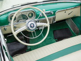 Packard Caribbean Convertible Coupe (5478) 1954 wallpapers