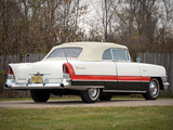 Packard Caribbean Convertible Coupe (5580-5588) 1955 wallpapers