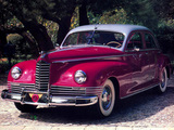 Packard Clipper 1946–47 wallpapers