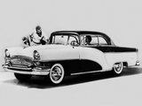 Packard Clipper Custom Constellation Hardtop Sport Coupe (5560-5567) 1955 wallpapers