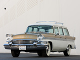 Packard Clipper Country Sedan Station Wagon 1957 photos