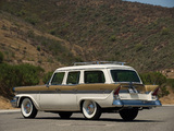 Packard Clipper Country Sedan Station Wagon 1957 pictures