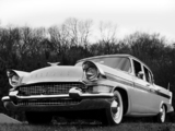 Packard Clipper Town Sedan (57L-Y8) 1957 wallpapers