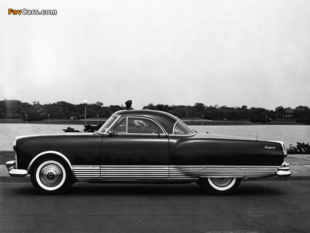 Images of Packard Special Speedster Concept Car 1952 (640 x 480)