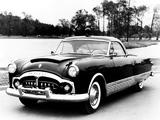Packard Special Speedster Concept Car 1952 images
