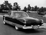 Packard Special Speedster Concept Car 1952 pictures