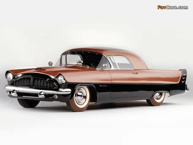 Packard Panther Daytona Roadster Concept Car 1954 pictures (640 x 480)