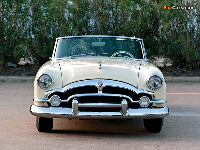 Packard Saga Concept Car 1955 photos (640 x 480)