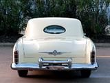Packard Saga Concept Car 1955 photos