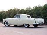 Packard Saga Concept Car 1955 pictures