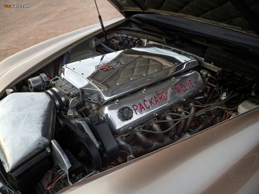 Photos of Packard Twelve Concept 1999 (1024 x 768)