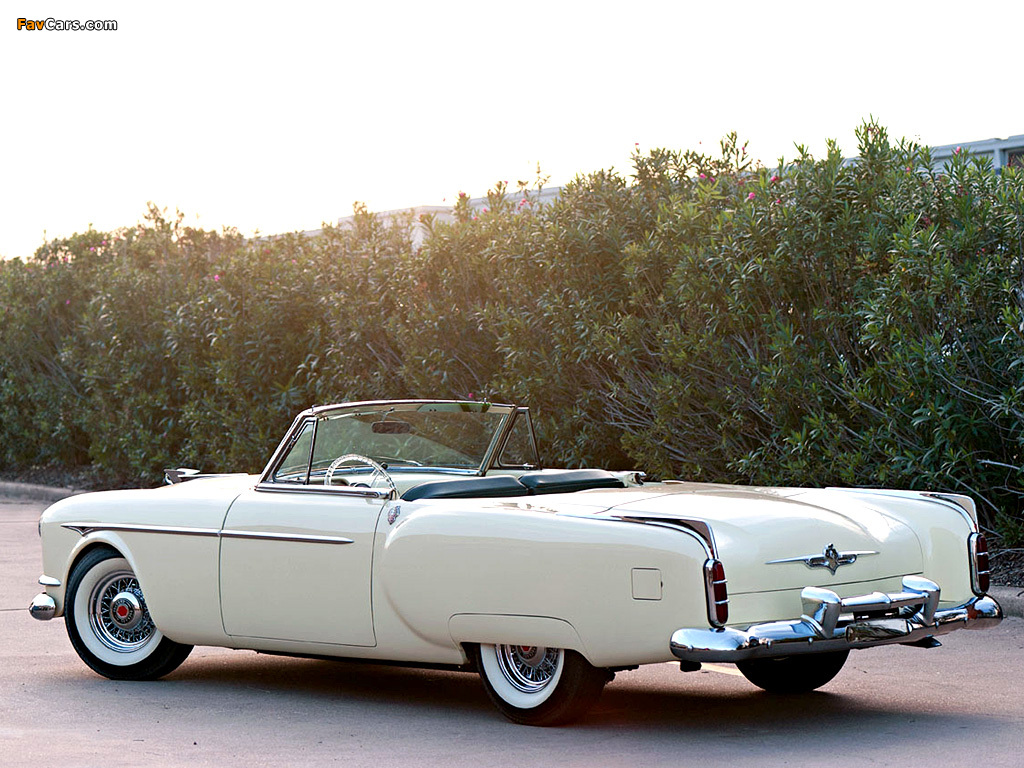 Pictures of Packard Saga Concept Car 1955 (1024 x 768)