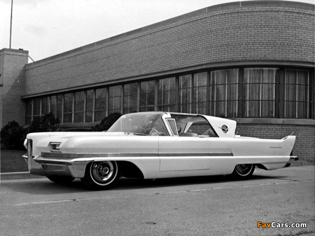 Pictures of Packard Predictor Concept Car 1956 (640 x 480)
