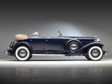 Images of Packard Individual Custom Eight Sport Phaeton by Dietrich (904-2069) 1932