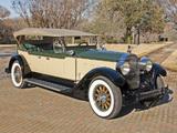 Packard Custom Eight Phaeton (443-311) 1928 photos