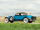 1930 Packard Custom Eight Sport Phaeton (740-441) 1929–30 images