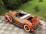 Packard Custom Eight Roadster (640-342) 1929 wallpapers