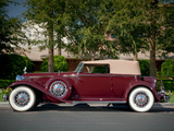 Packard Individual Custom Eight Convertible Victoria by Dietrich (904-2072) 1932 images
