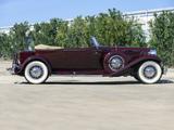 Packard Individual Custom Eight Convertible Victoria by Dietrich (904-2072) 1932 photos