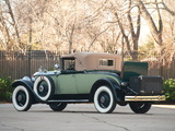 Packard Custom Eight Convertible Coupe 1929 images