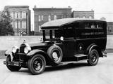 Photos of Packard Custom Eight Special Radio Van (443) 1928