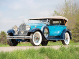 Photos of 1930 Packard Custom Eight Sport Phaeton (740-441) 1929–30