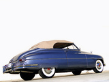Photos of Packard Custom Eight Convertible Coupe (2333-2359-5) 1950